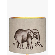 Buy Harlequin Elephant Lampshade Online at johnlewis.com