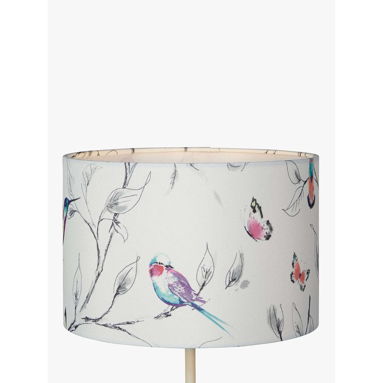John lewis hummingbird lampshade at john lewis buyjohn lewis hummingbird lampshade multi dia 20cm online at johnlewis aloadofball Gallery