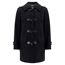 Buy Four Seasons Plain Duffle Coat Online at johnlewis.com