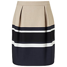Buy Phase Eight Caitlin Stripe Skirt, Multicoloured Online at johnlewis.com