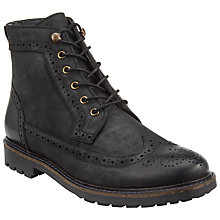 Buy John Lewis Brogue Boots Online at johnlewis.com