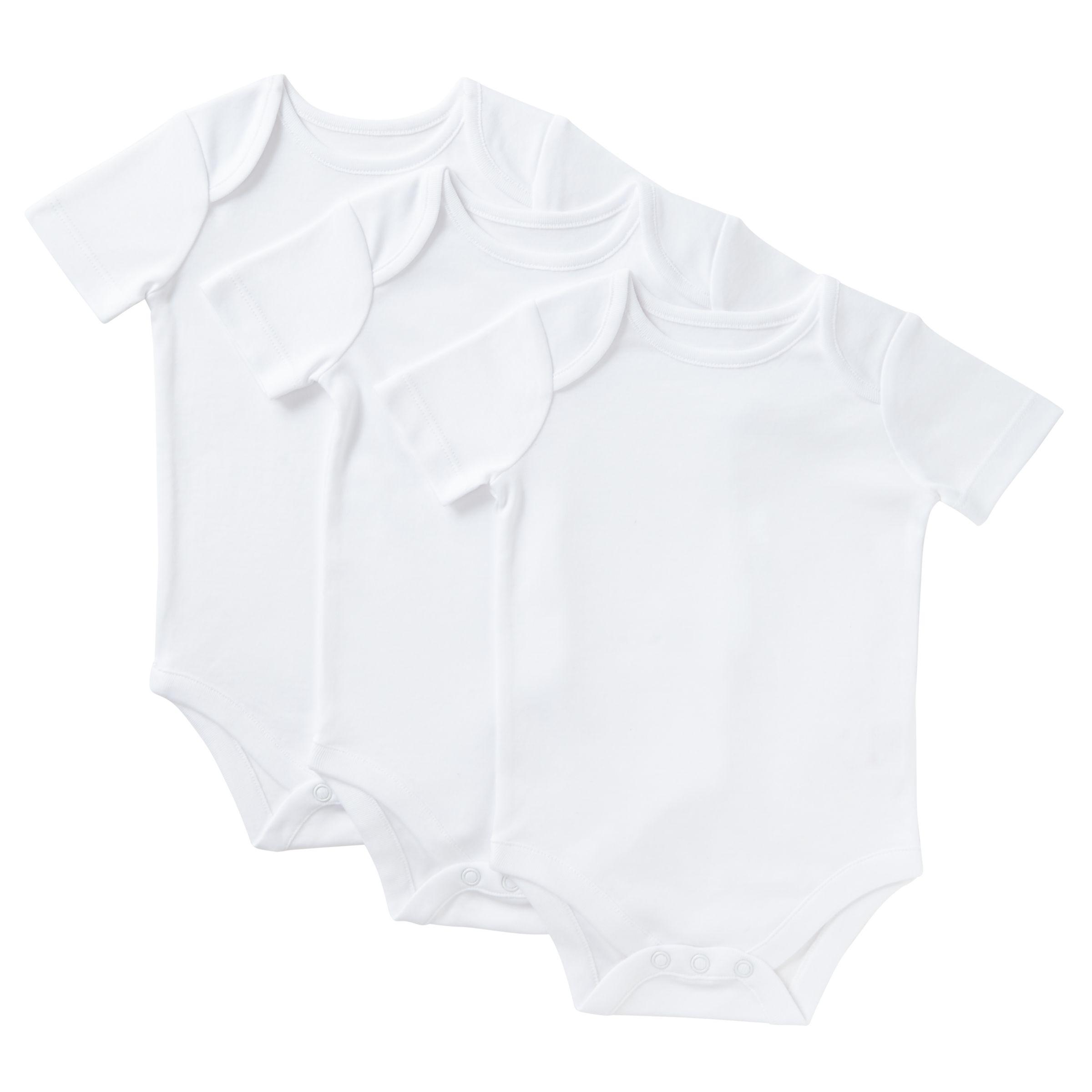 Baby Bodysuits  John Lewis & Partners