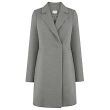 Buy Warehouse Clean Double Breasted Coat Online at johnlewis.com