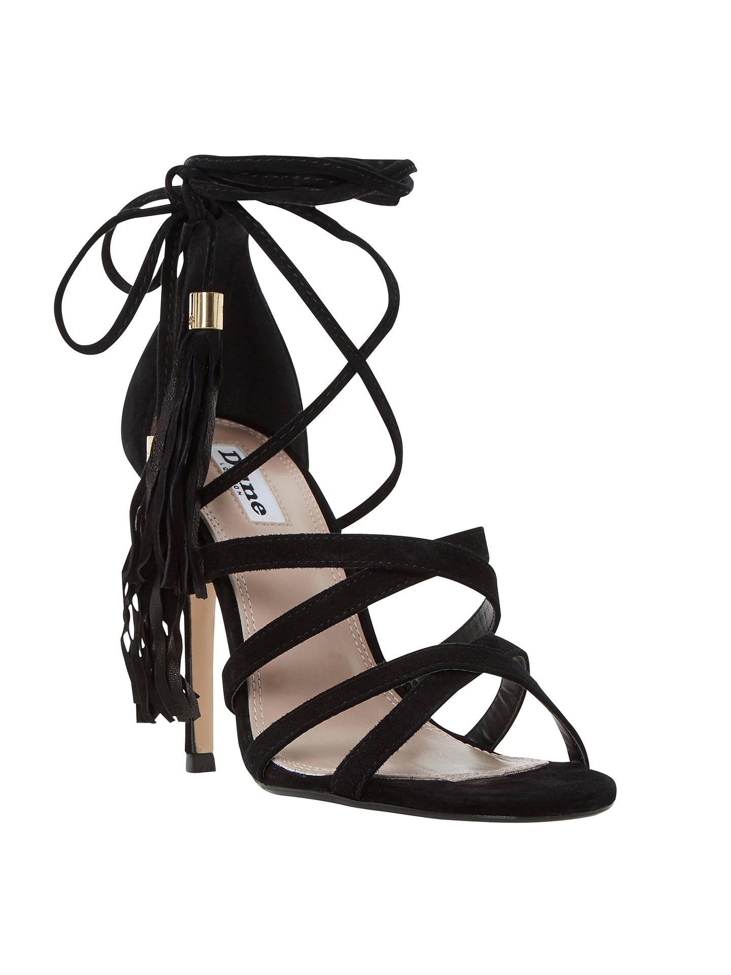 6e457f4fc0e Dune Munroe Multi Strap Stiletto Sandals at John Lewis   Partners