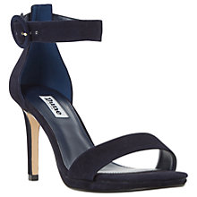 Buy Dune Miami Stiletto Heeled Court Shoes Online at johnlewis.com