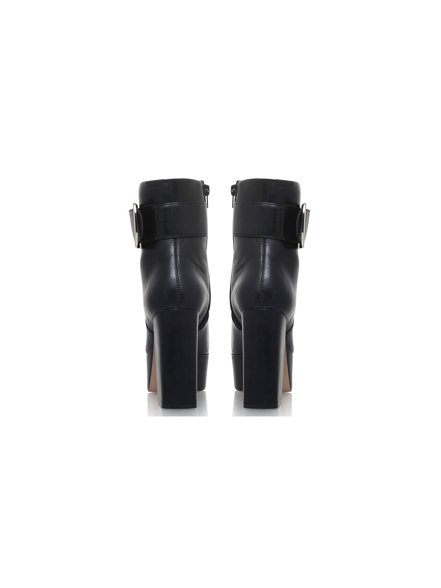 KG by Kurt Geiger Speed Chain Detail Trim Ankle Boots