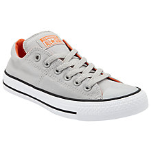Buy Converse Chuck Taylor All Star Madison Ox Trainers, Ash Grey Online at johnlewis.com