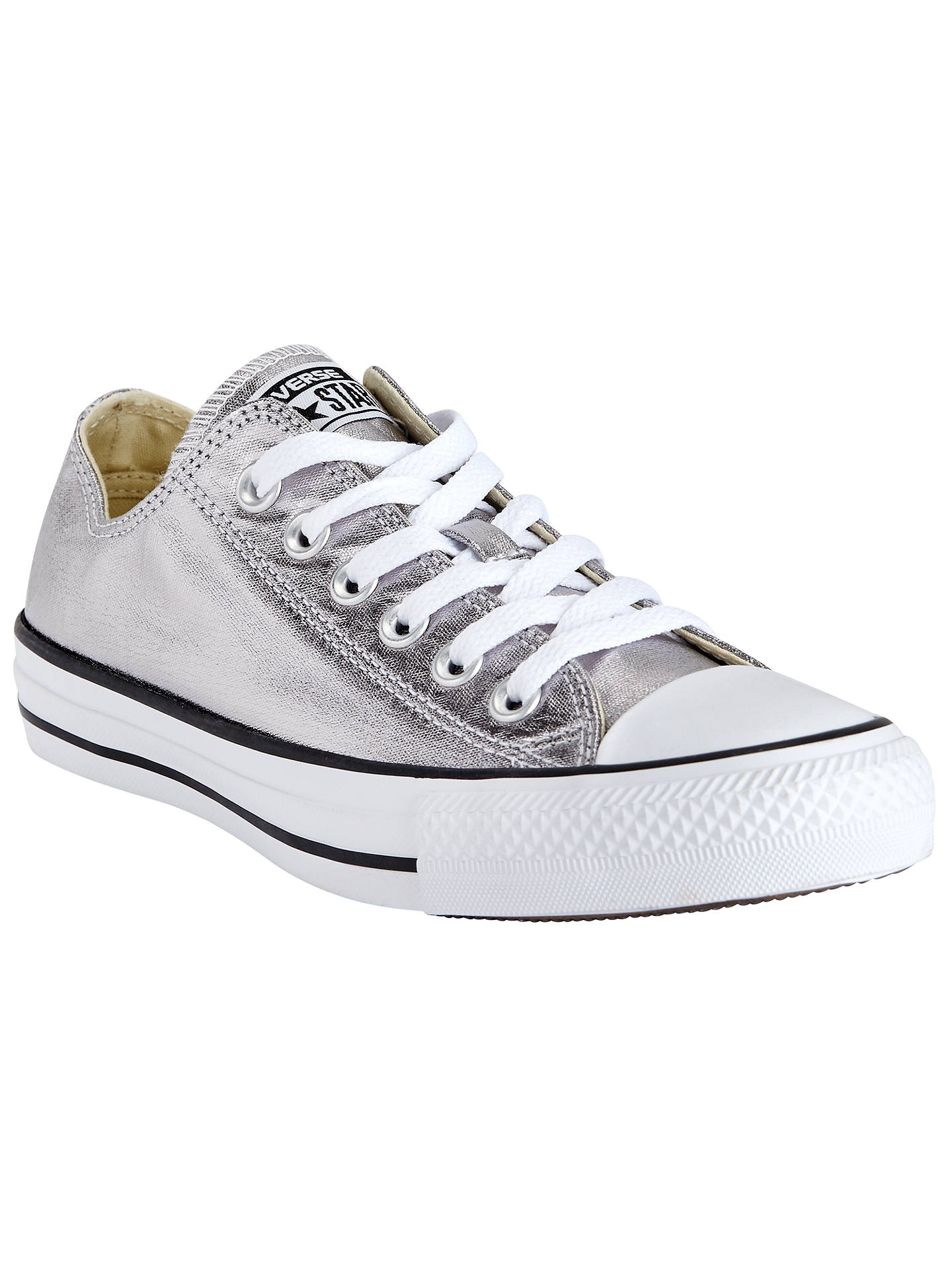 0ee1212c0635 Converse Chuck Taylor All Star Ox Canvas Trainers at John Lewis ...
