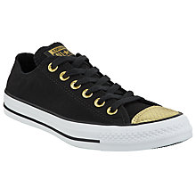 Buy Converse Chuck Taylor All Star Ox Toe Cap Trainers Online at johnlewis.com
