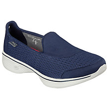 Buy Skechers Go Walk 4 Pursuit Trainers Online at johnlewis.com