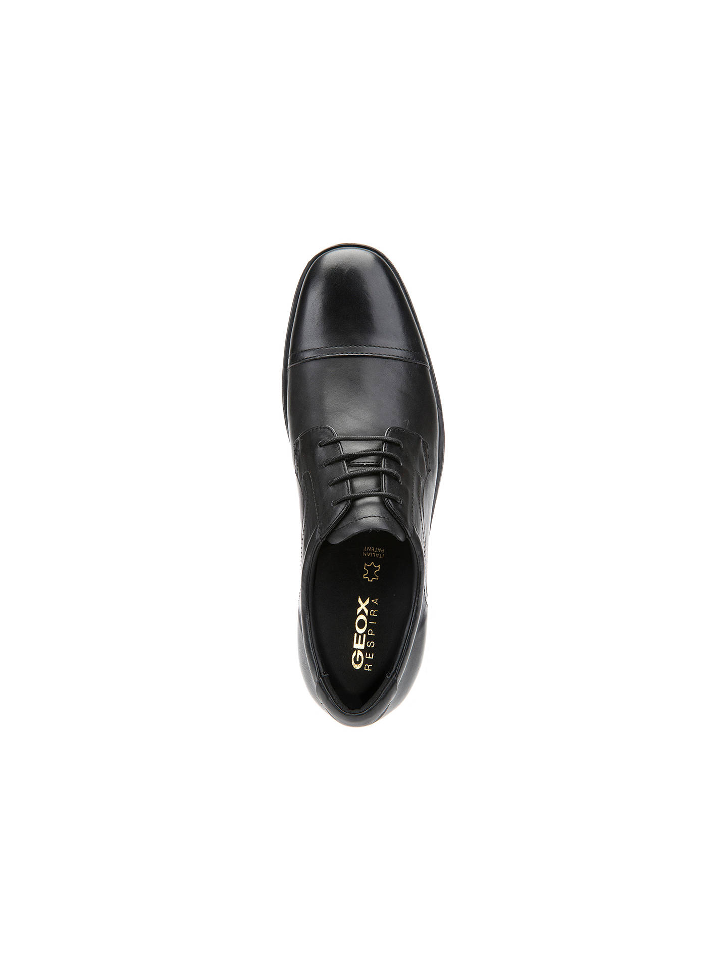 low priced 218d5 554a7 Geox Dublin Derby Shoes, Black