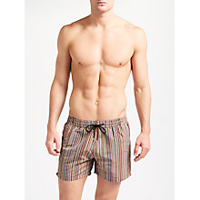 Buy Paul Smith Classic Stripe Swim Shorts Online at johnlewis.com