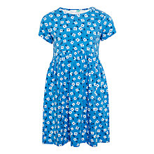Buy John Lewis Girls' Floral Print Dress Online at johnlewis.com