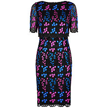 Buy Fenn Wright Manson Petite Miranda Dress, Black Online at johnlewis.com
