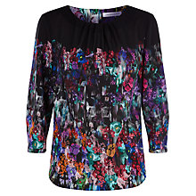 Buy Fenn Wright Manson Petite Northern Lights Top, Black Online at johnlewis.com