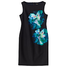 Buy Precis Petite Alanna Dress, Multi/Green Online at johnlewis.com