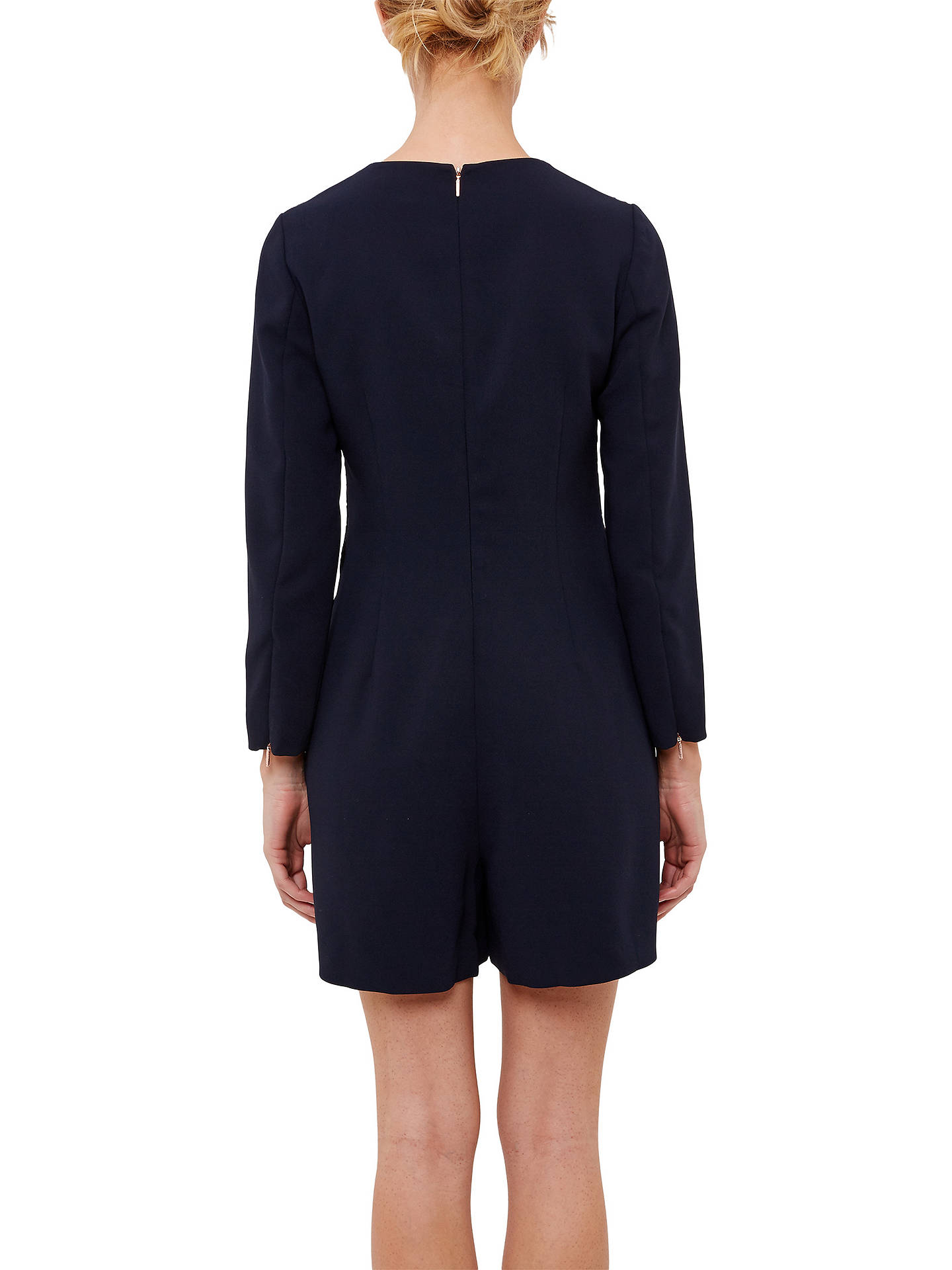 a3c5a76da ... Buy Ted Baker Aysa Embroidered Playsuit