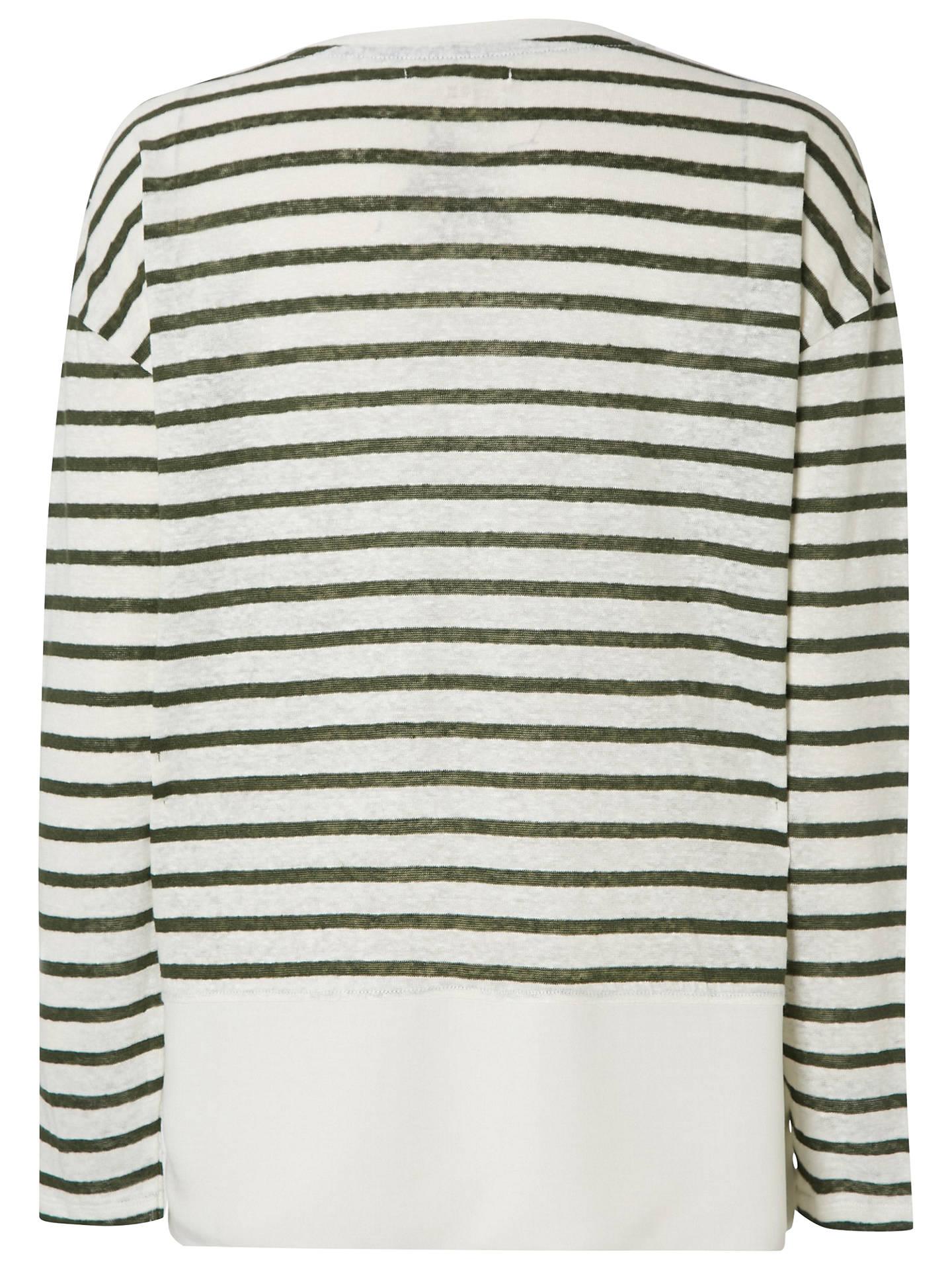 51d4019b83f9bb Buy White Stuff Nazelle Stripe Jersey Top