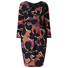 Buy Studio 8 Jenelle Dress, Stone/Black Online at johnlewis.com