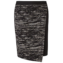 Buy Studio 8 Macey Skirt, Black/Grey Online at johnlewis.com
