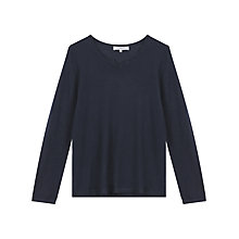 Buy Gerard Darel Picadilly Jumper, Navy Blue Online at johnlewis.com