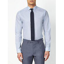 Buy Kin by John Lewis Stripe Slim Fit Shirt, Blue Online at johnlewis.com