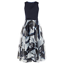 Buy Coast Kashmir Print Handan Petite Dress, Multi Online at johnlewis.com