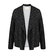 Buy Celuu Flo Edge To Edge Jacket, Charcoal Online at johnlewis.com