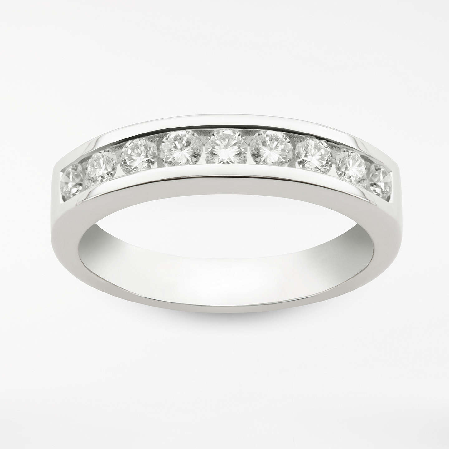 jewelry round diamond white in set with platinum wg wedding channel band women nl