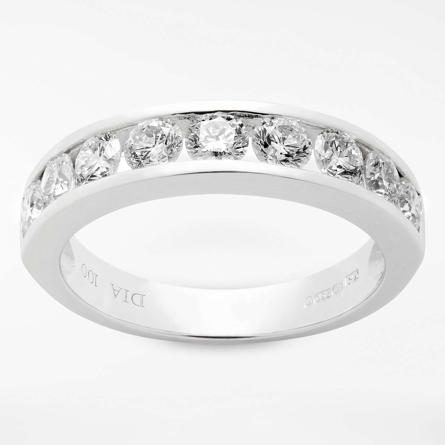 engagement special gold half moments beautiful eternity the for glamorous bands diamond your ring band