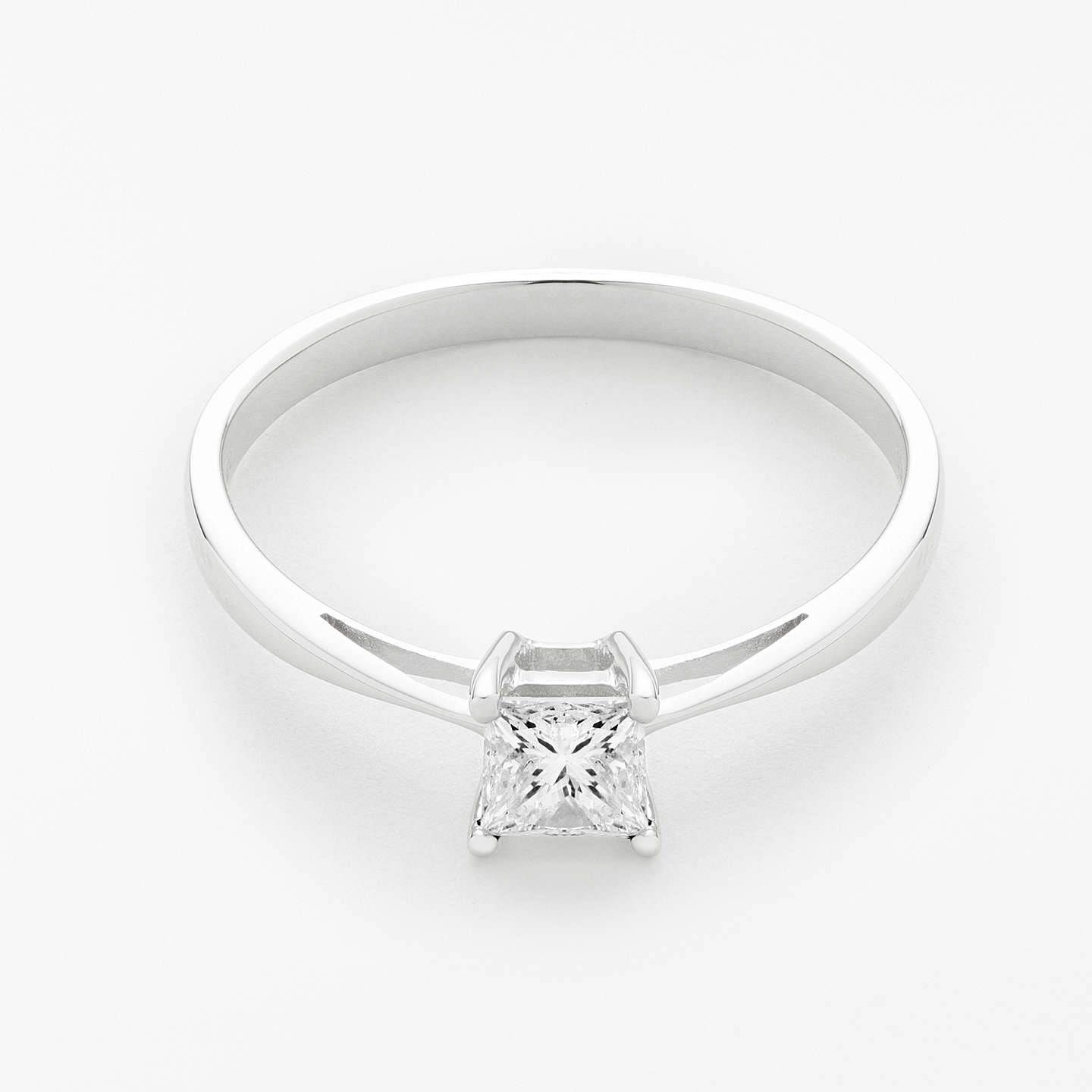 jewellery engagement princess p halo round pave accents ring side product diamond with rings cut
