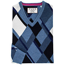 Buy Thomas Pink Logan Jumper, Multi Online at johnlewis.com