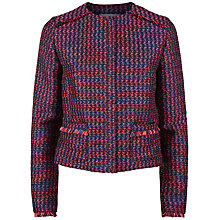 Buy Fenn Wright Manson Rocket Jacket, Pink/Navy Online at johnlewis.com