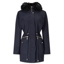 Buy Phase Eight Erika Smart Parka Online at johnlewis.com