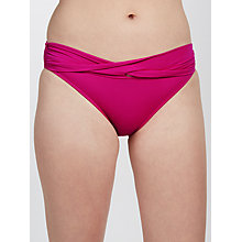 Buy Seafolly Twist Hipster Bikini Briefs Online at johnlewis.com