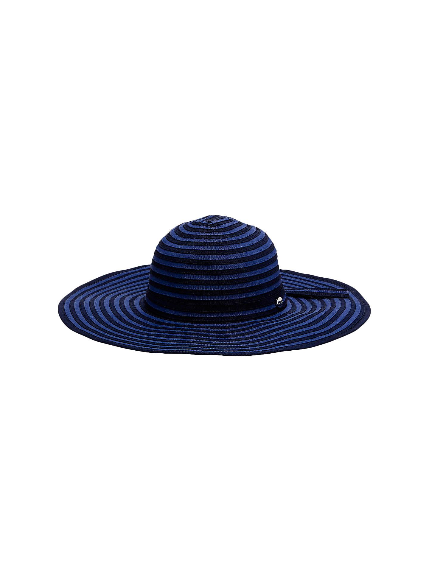 9f59eb76e Seafolly Shady Lady Hat, Indigo at John Lewis & Partners