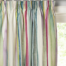 Buy bluebellgray Lomond Lined Pencil Pleat Curtains Online at johnlewis.com