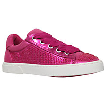 Buy Mini Miss KG Children's Magic Trainers Online at johnlewis.com
