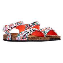 Buy Little Joule Children's Tippy Toes Sandals, Multi Online at johnlewis.com