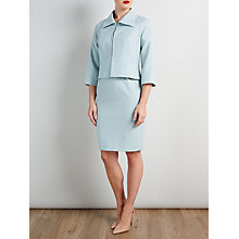 Buy Bruce by Bruce Oldfield Diamond Jacquard Dress & Jacket co-ordinating range Online at johnlewis.com