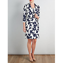 Buy Bruce by Bruce Oldfield Opaque Floral Dress & Jacket Co-ordinating range Online at johnlewis.com
