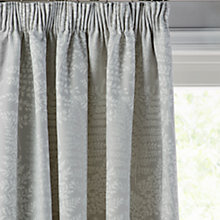 Buy John Lewis Fern Lined Pencil Pleat Curtains Online at johnlewis.com