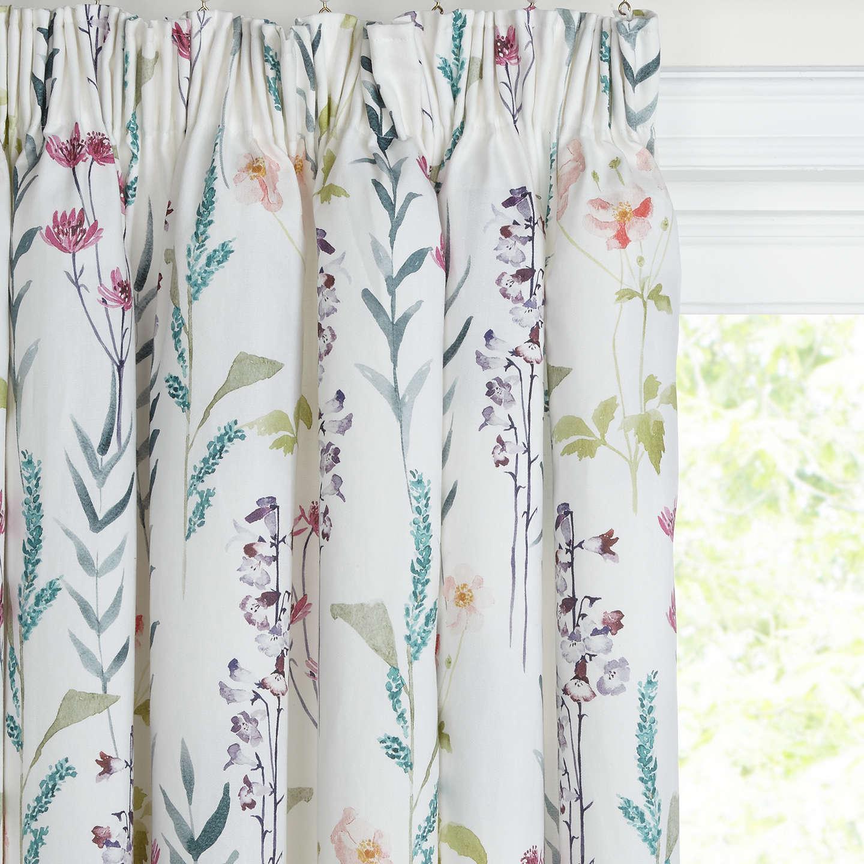 john lewis longstock pair lined pencil pleat curtains. Black Bedroom Furniture Sets. Home Design Ideas