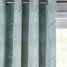 Buy John Lewis Rosalind Lined Eyelet Curtains Online at johnlewis.com