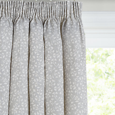 Buy John Lewis Arley Lined Pencil Pleat Curtains Online At Johnlewis