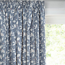 Buy John Lewis Viburnum Lined Pencil Pleat Curtains, Thistle Online at johnlewis.com