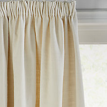 Buy John Lewis Winchester Lined Pencil Pleat Curtains Online at johnlewis.com