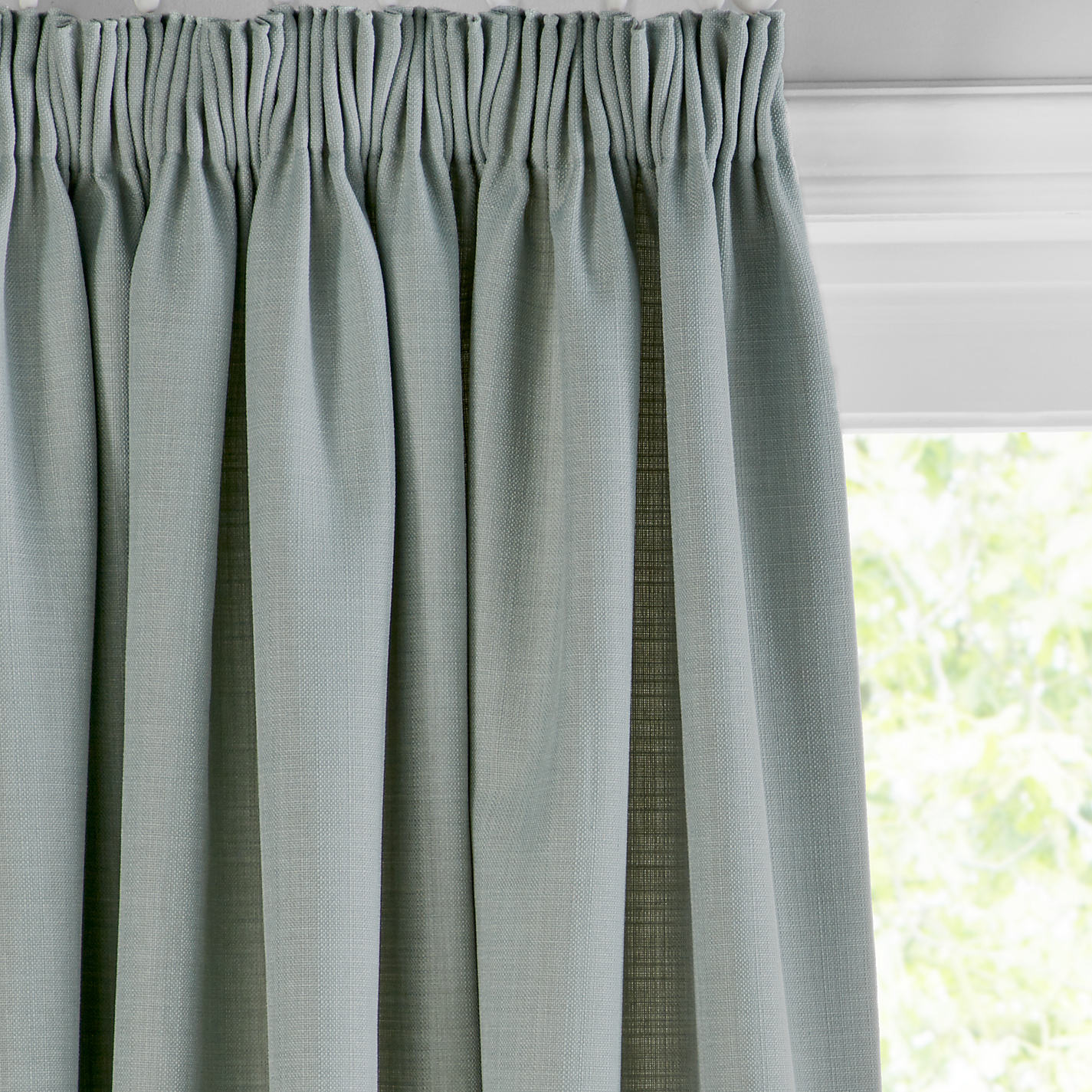 Pencil Pleat | Ready Made Curtains  for Pencil Pleat Curtains On Track  579cpg