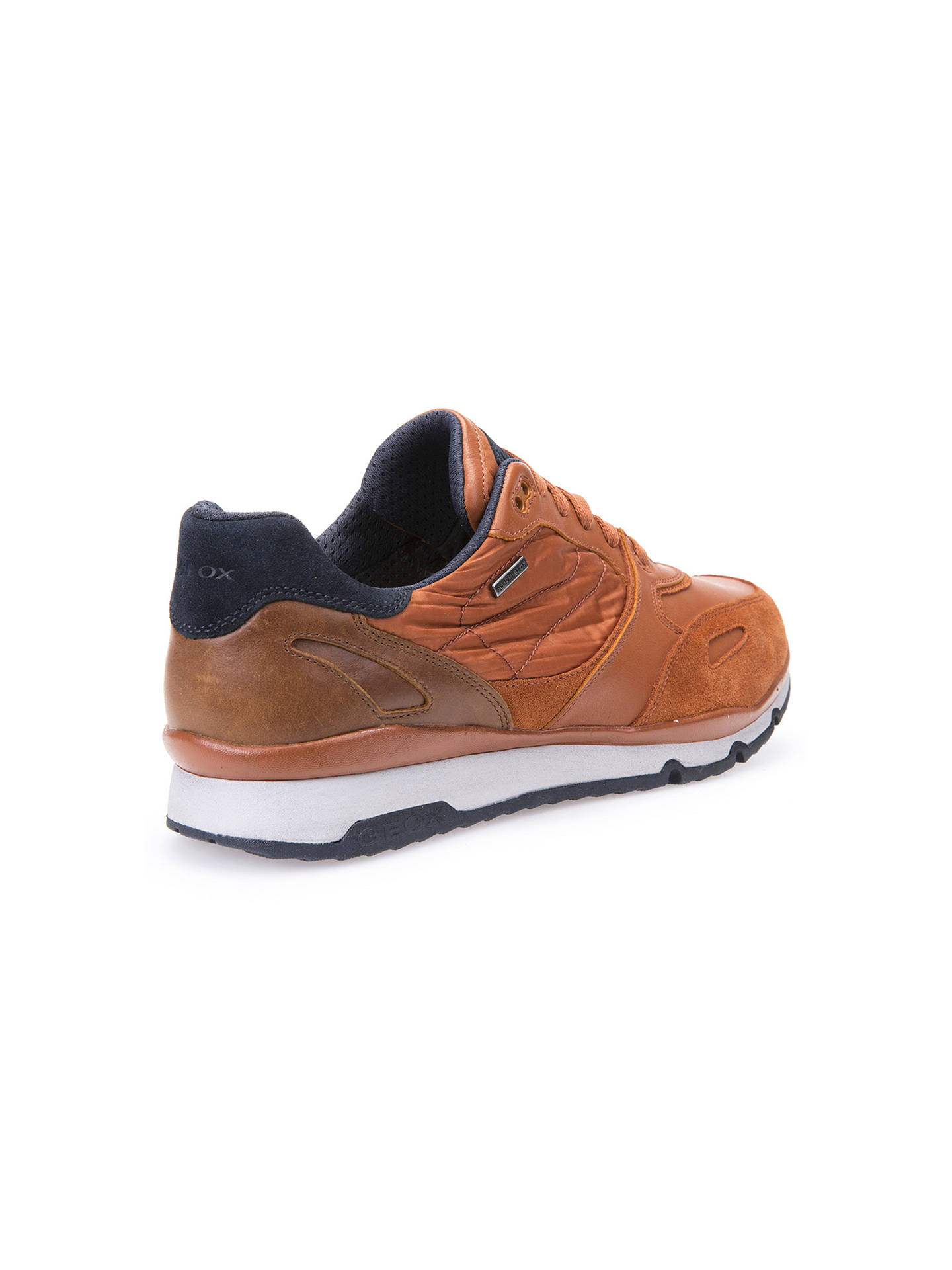 Geox Sandro ABX Trainers at John Lewis & Partners