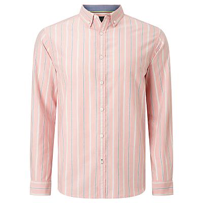 John Lewis Preppy Stripe Oxford Shirt